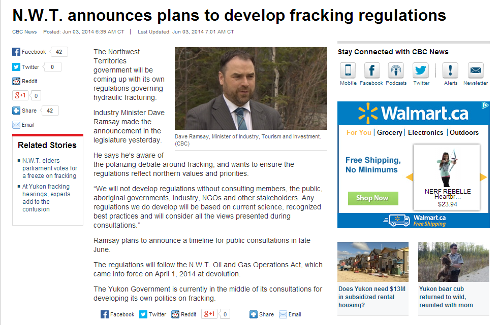frack regulations