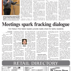 Meetings Spark Fracking Dialogue